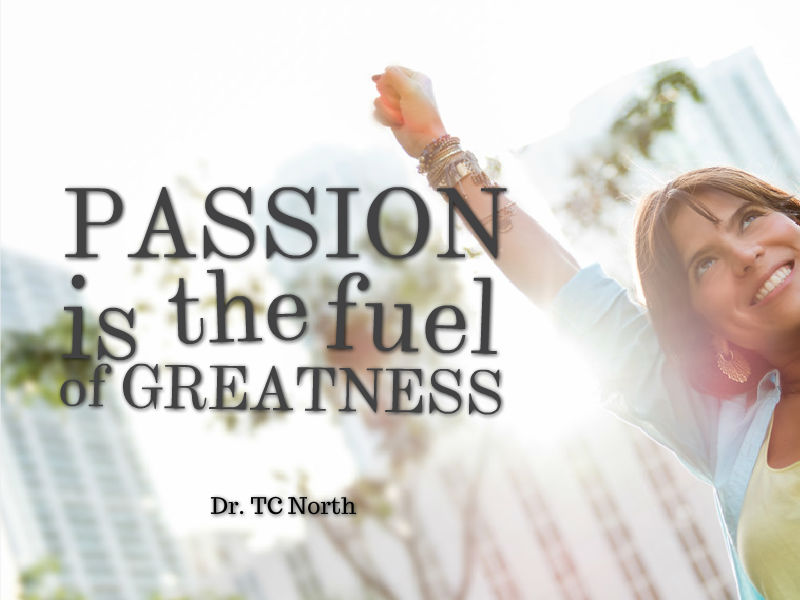 """EXCEL With Unrelenting Fire"" with Dr. TC North"