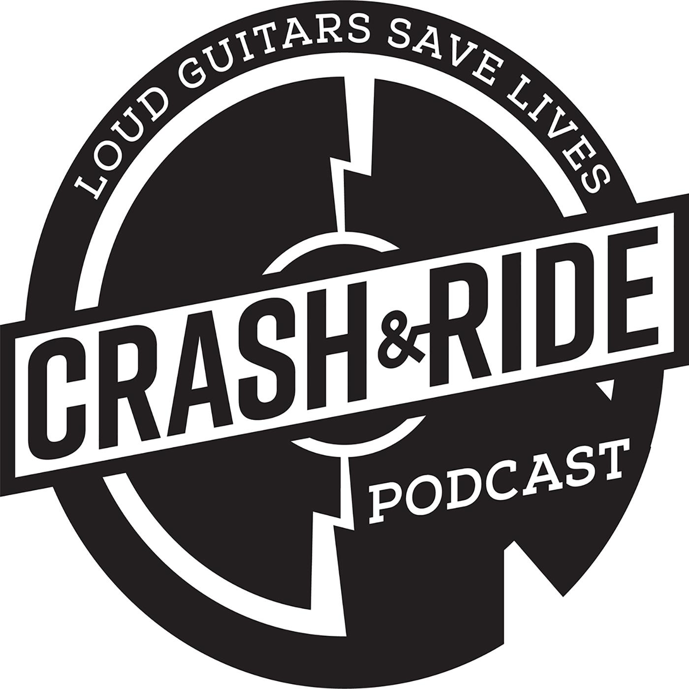 Crash and Ride show art