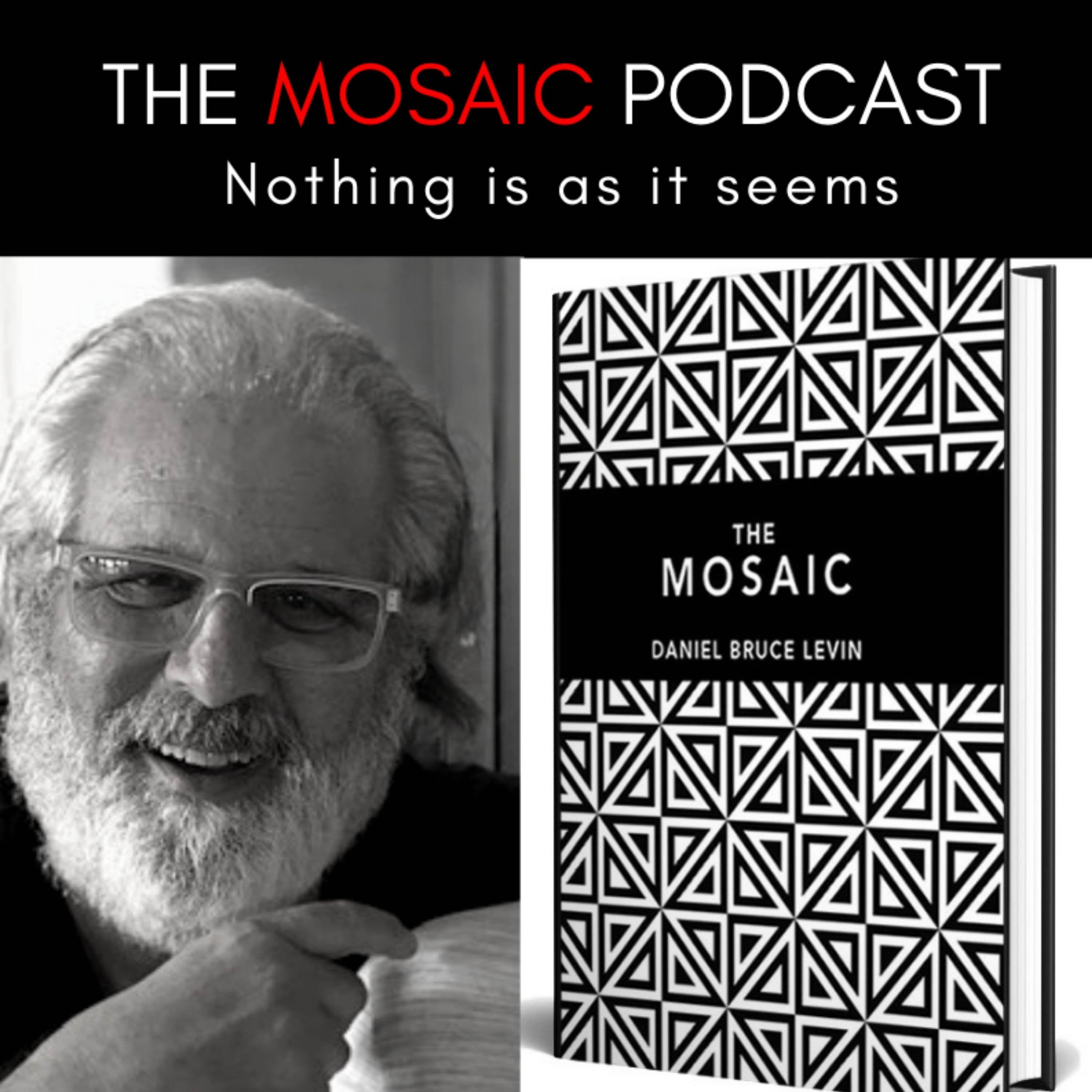 The Mosaic Podcast show art