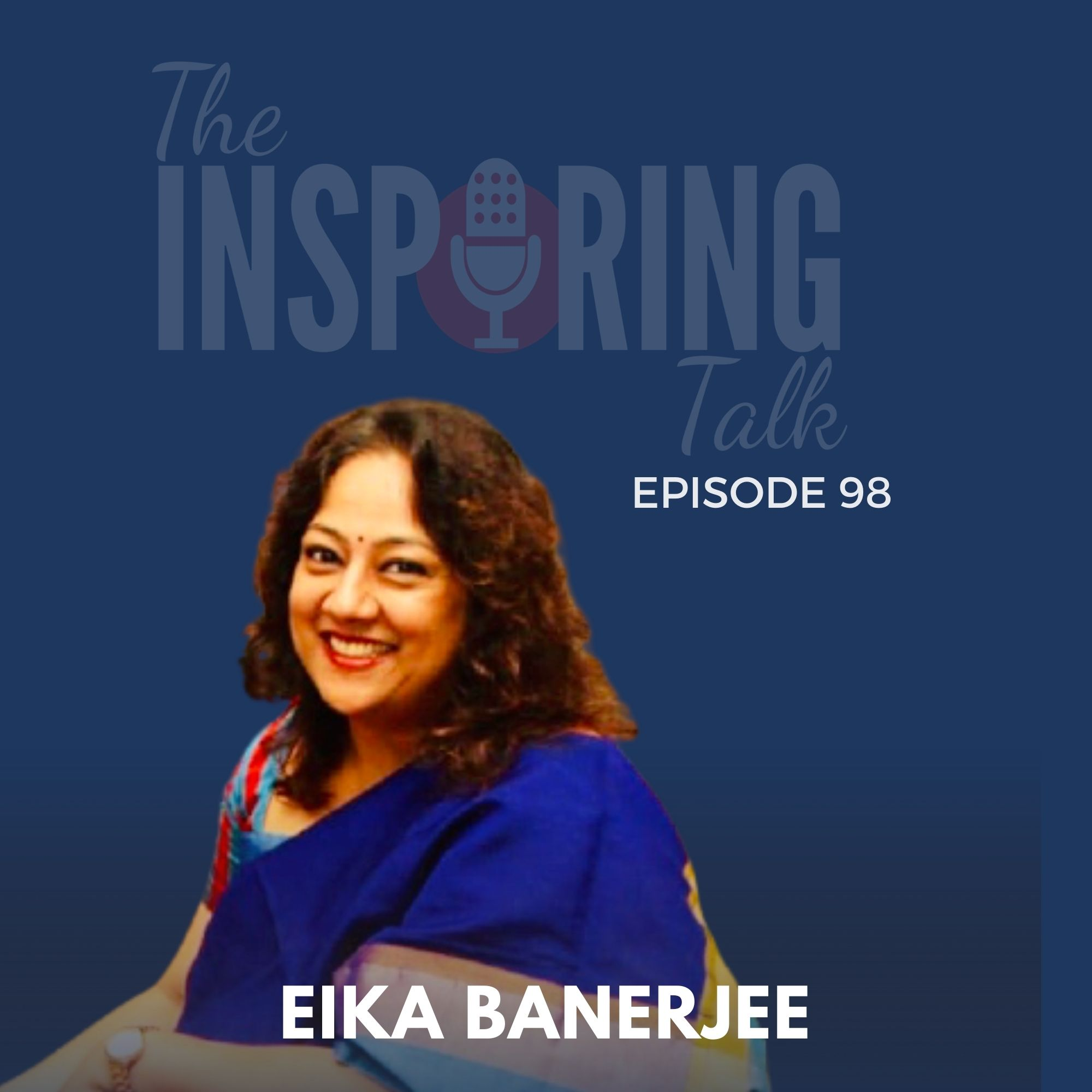 Building Your Emotional Strength and Resilience with Expert Mythologist Eika Banerjee: TIT98