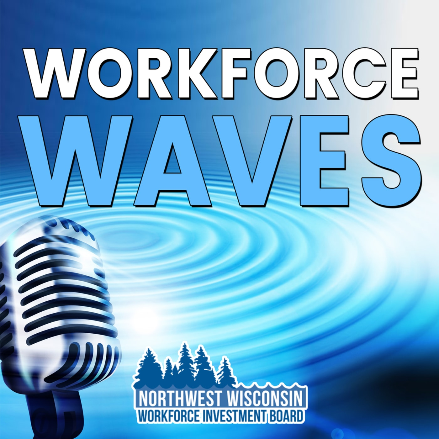 Workforce Waves  show art