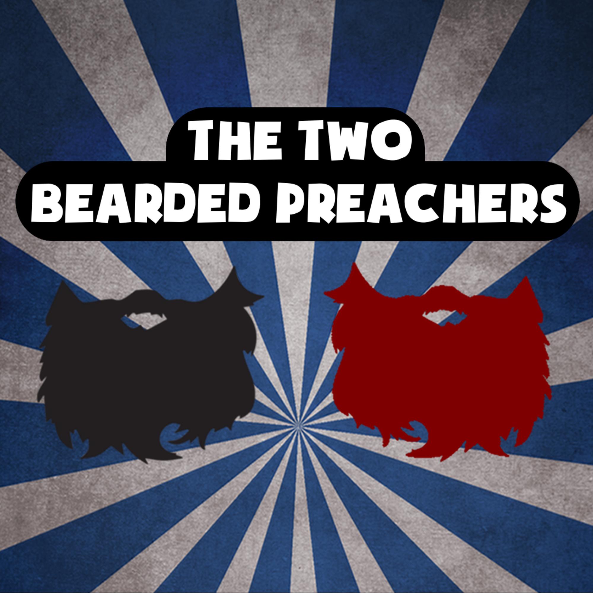Two Bearded Preachers show art