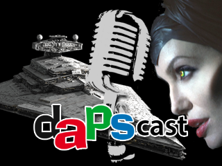 Star Wars, Agents of S.H.I.E.L.D., & Maleficent! - DAPscast - Episode 3
