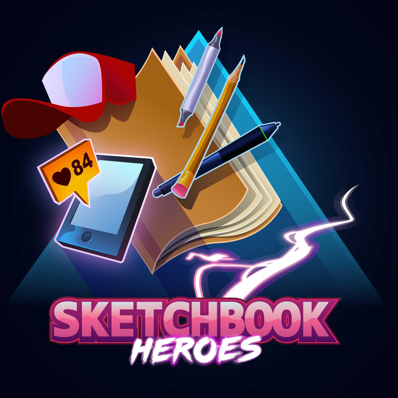 SketchbookHeroes