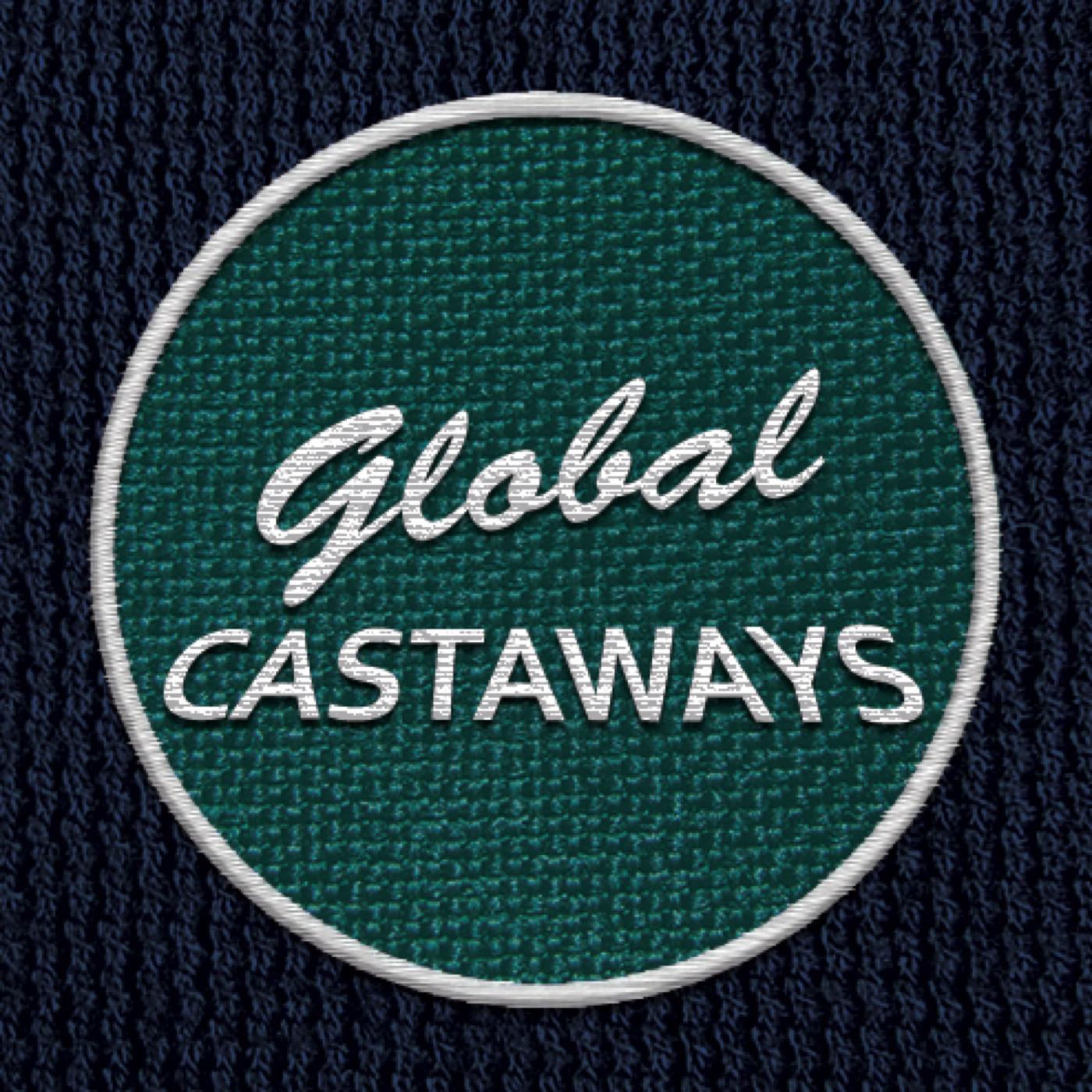 Global Castaways show art