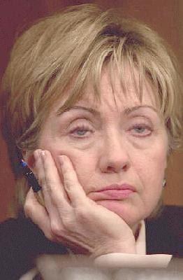 Hillary...Go Away!