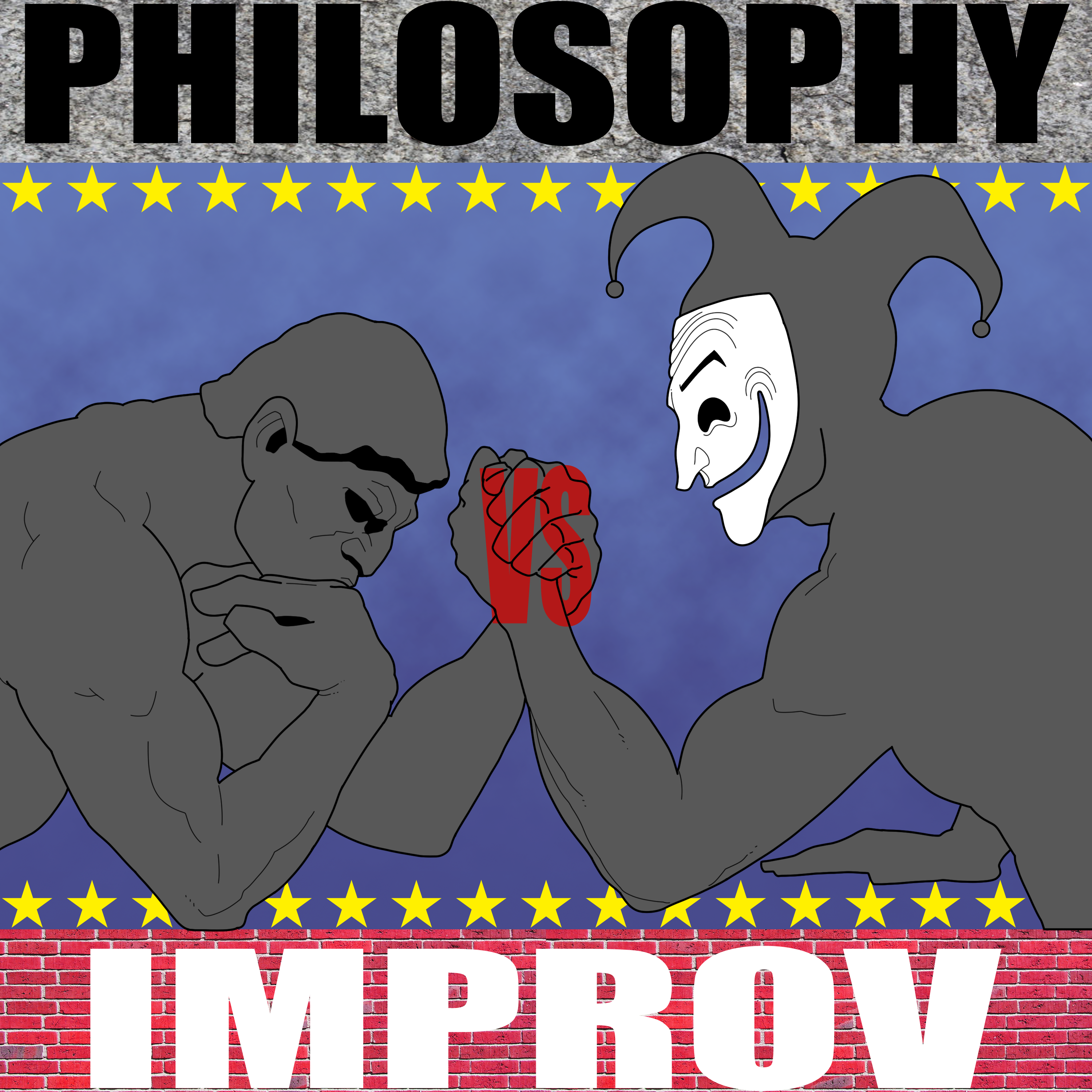 Philosophy vs. Improv: An Introductory Trailer