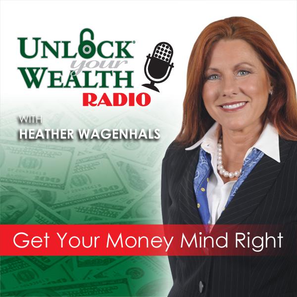 Unlock Your Wealth Radio logo
