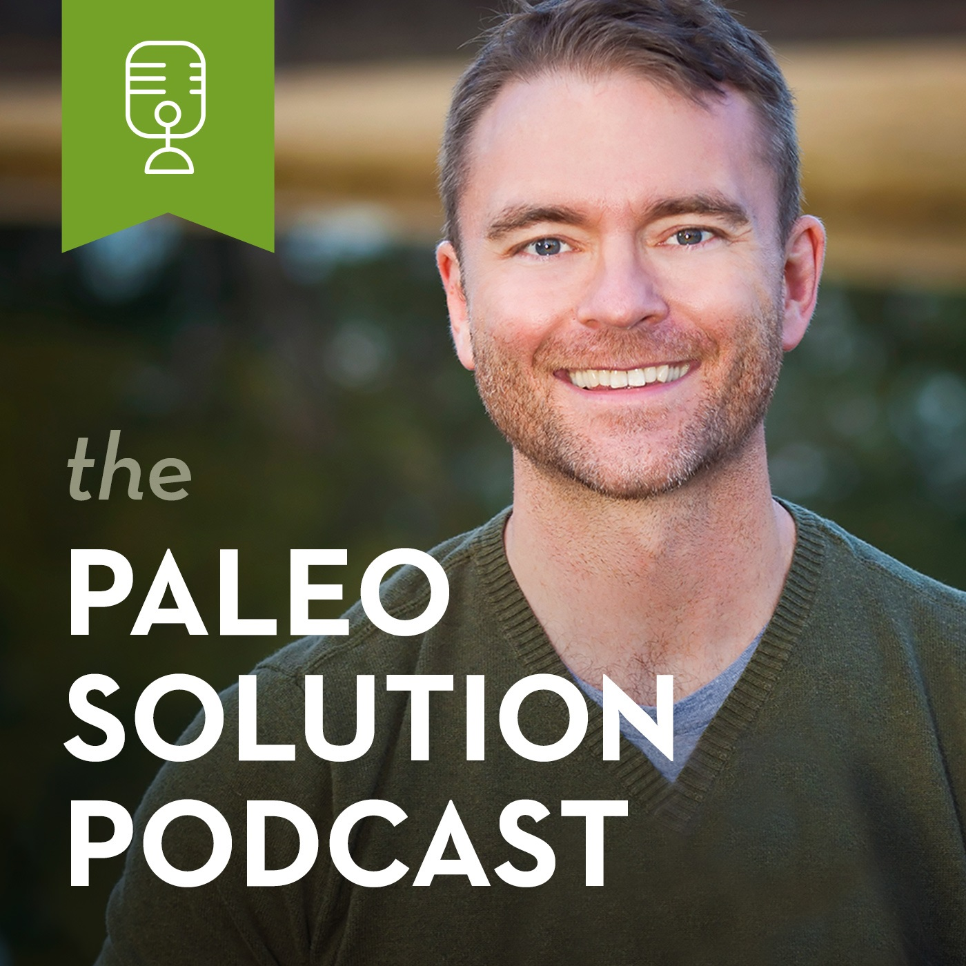 Robb Wolf - The Paleo Solution Podcast - Paleo diet, nutrition, fitness, and health show art