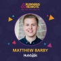 Artwork for Director of Acquisition at Hubspot: Matthew Barby
