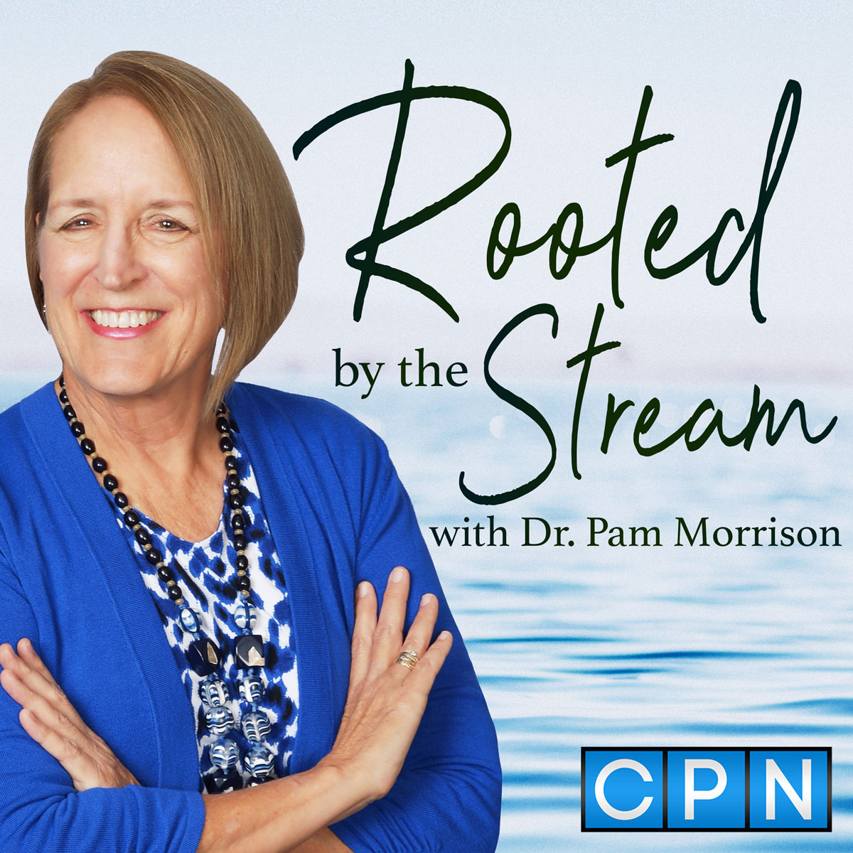 Rooted by the Stream with Dr. Pam Morrison show art