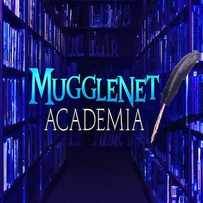 MuggleNet Academia show art