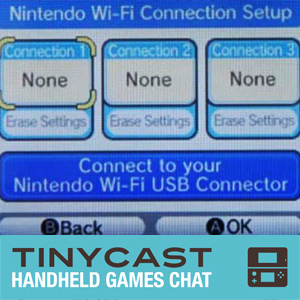 TinyCast 025 - Nintendo WiFi's Missed Connections