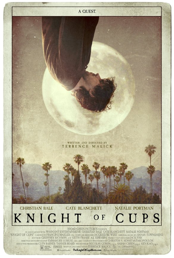 Ep. 225 - Knight of Cups (The New World vs. To the Wonder)