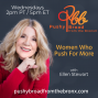 Artwork for Episode 4: Women Who Push For More: A Conversation with Patti D'Agostino