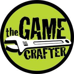Artwork for Splitting Up Chits at The Game Crafter - Episode 105