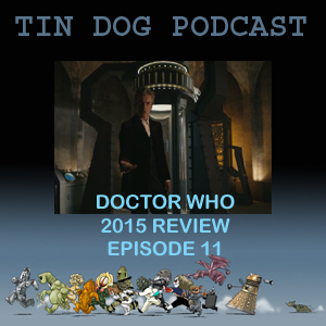 TDP 541: TV Doctor Who 2015 Episode 11 - HeavenSent