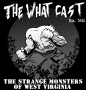 Artwork for The What Cast #348 - The Strange Monsters Of West Virginia