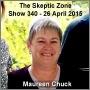 Artwork for The Skeptic Zone #340 - 26.April.2015