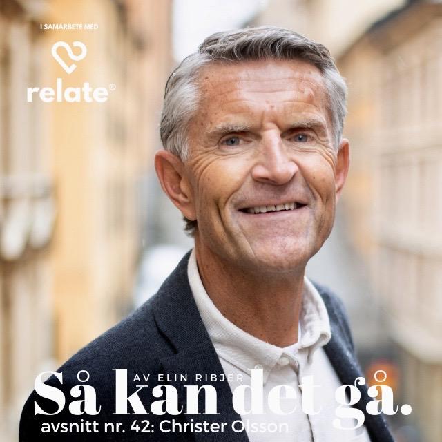 42. Christer Olsson - Bli skaparen av ditt drömliv