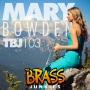 Artwork for TBJ103: Mary Bowden on her new upcoming album, Seraph Brass and the importance of networking