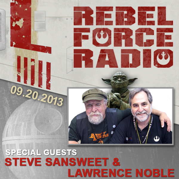 RebelForce Radio: September 20, 2013
