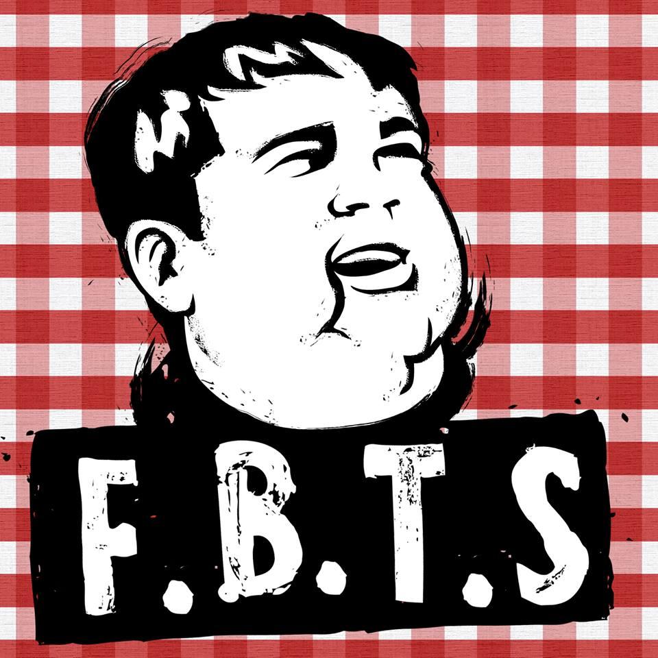Fink Beats The Stomach show art