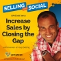 Artwork for Increase Sales by Closing the Gap, with Keenan on Gap Selling, Ep #114