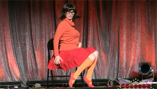 "Episode 18 - Victoria Belmont as ""Velma"""