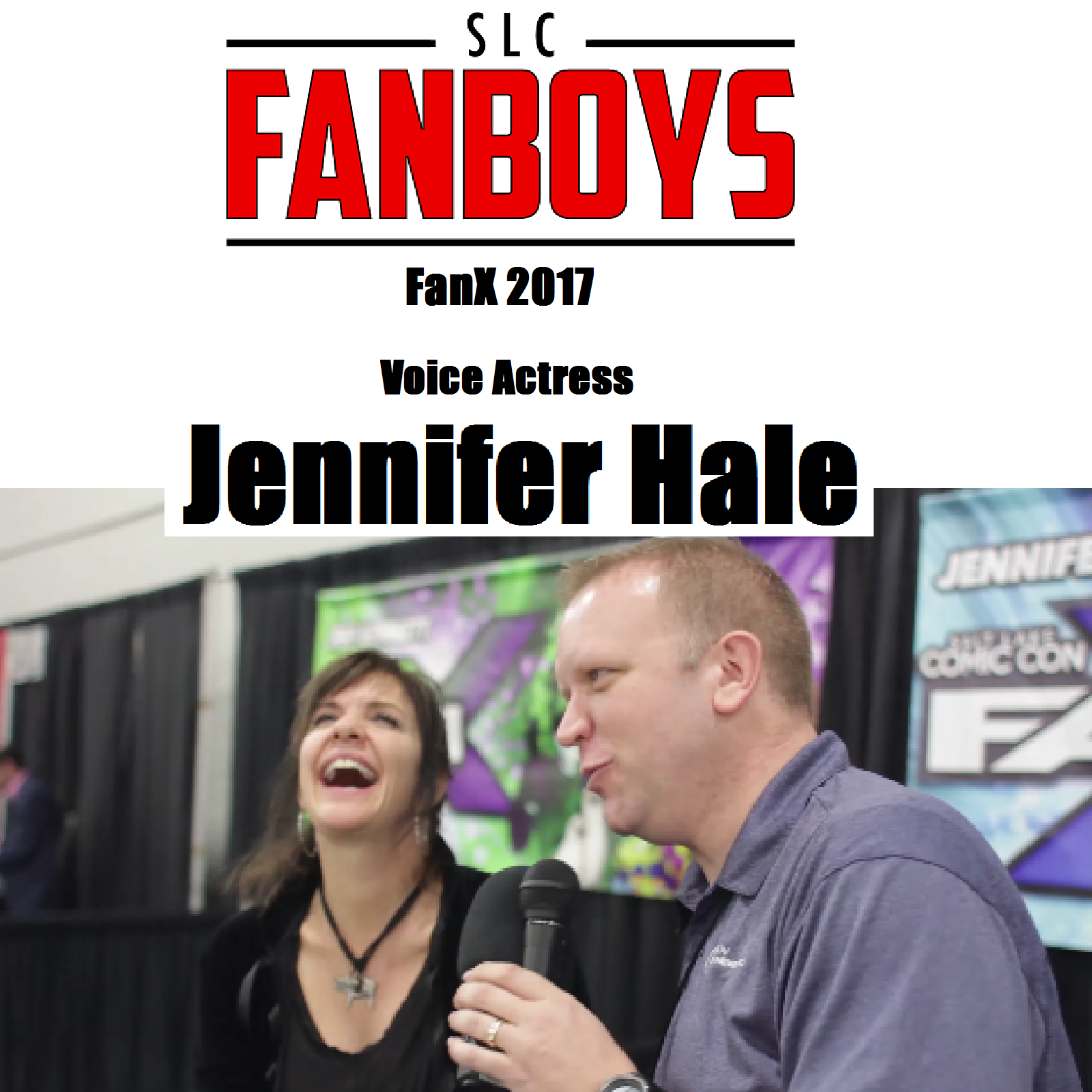 Artwork for VIDEO: Actress Jennifer Hale on Pursuing her Dreams