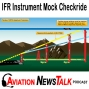 Artwork for 129 IFR Instrument Mock Checkride - Interview with Jason Blair