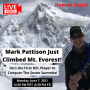 Artwork for Mark Pattison Just Climbed Mt. Everest. He's the First NFL Player to Conquer The Seven Summits!