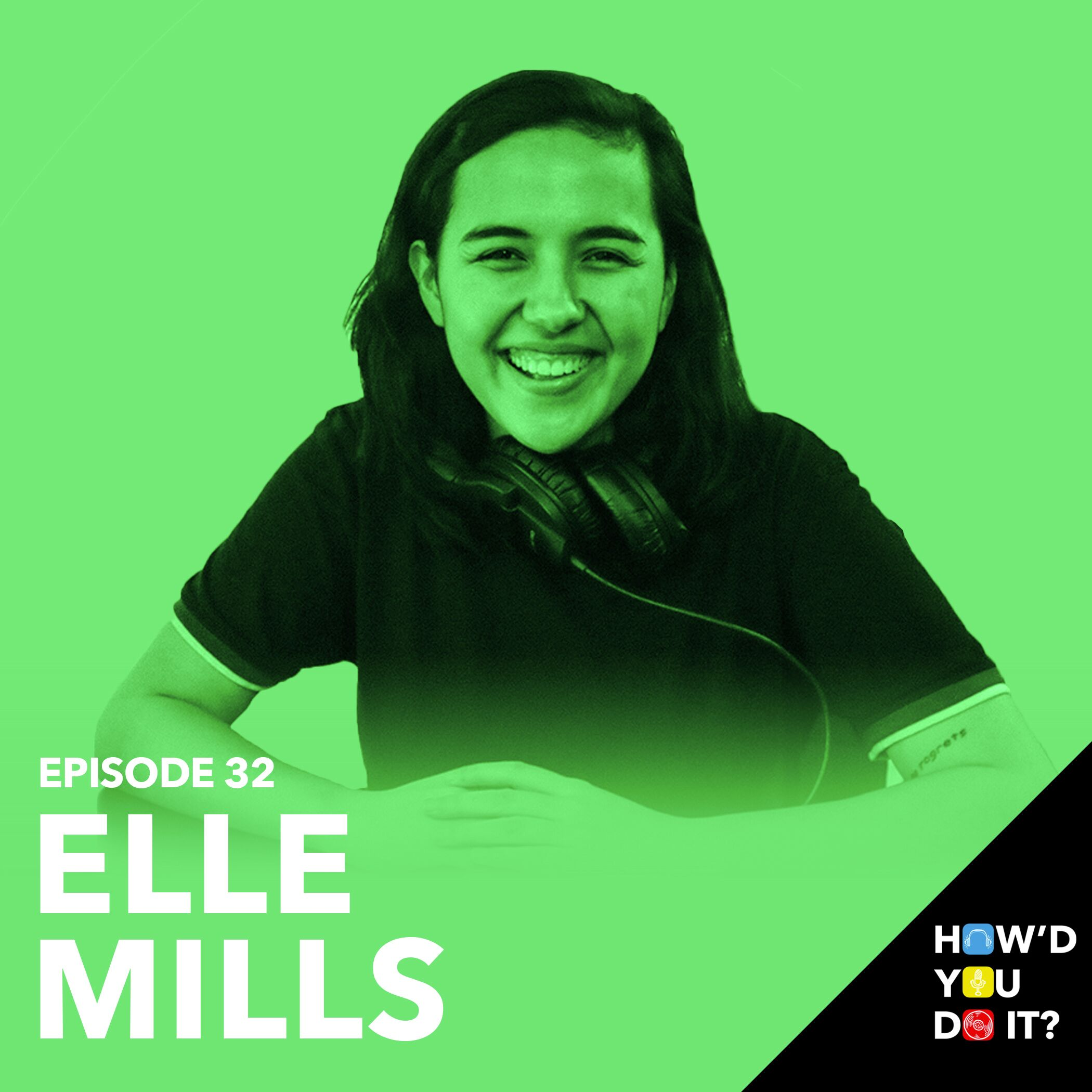 32: Elle Mills Talks Weight Loss, Life After Coming Out & What's Next