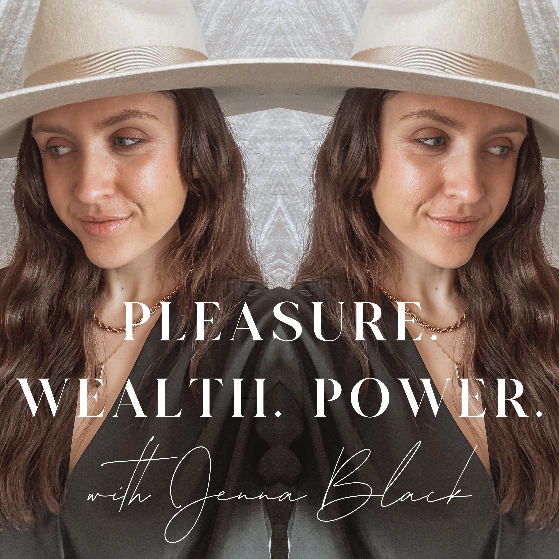 Pleasure, Wealth, Power show art