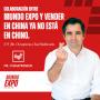 Artwork for E019 Colaboración entre Mundo Expo y Vender en China ya no está en Chino, con el Mr. Chinapreneur, Raúl Maldonado.