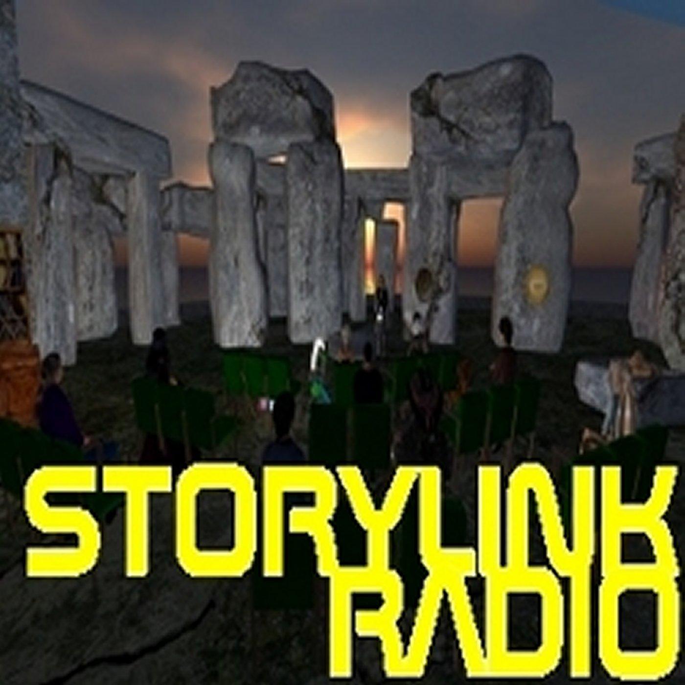 StoryLink Radio show art