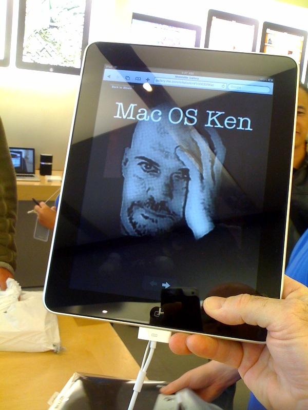 Mac OS Ken: 04.05.2010