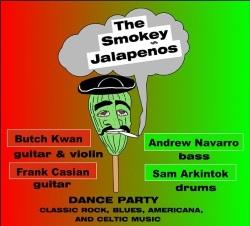 Artwork for The Smokey Jalapenos Live 9.26.15 Part I