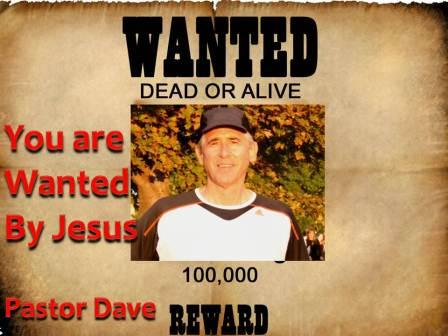 You are Wanted - by Jesus