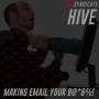 Artwork for Hive4 :: Making email your B$%@&!