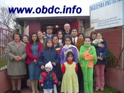 126 ChilePodcast En Iglesia Bautista de San Fernando