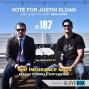 Artwork for VOTE FOR JUSTIN SLOAN