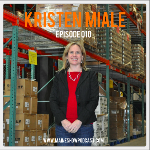 Episode 010 - Kristen Miale of Good Shepherd Food Bank