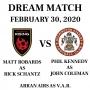 Artwork for Episode 80: Dream Match (1st Half)