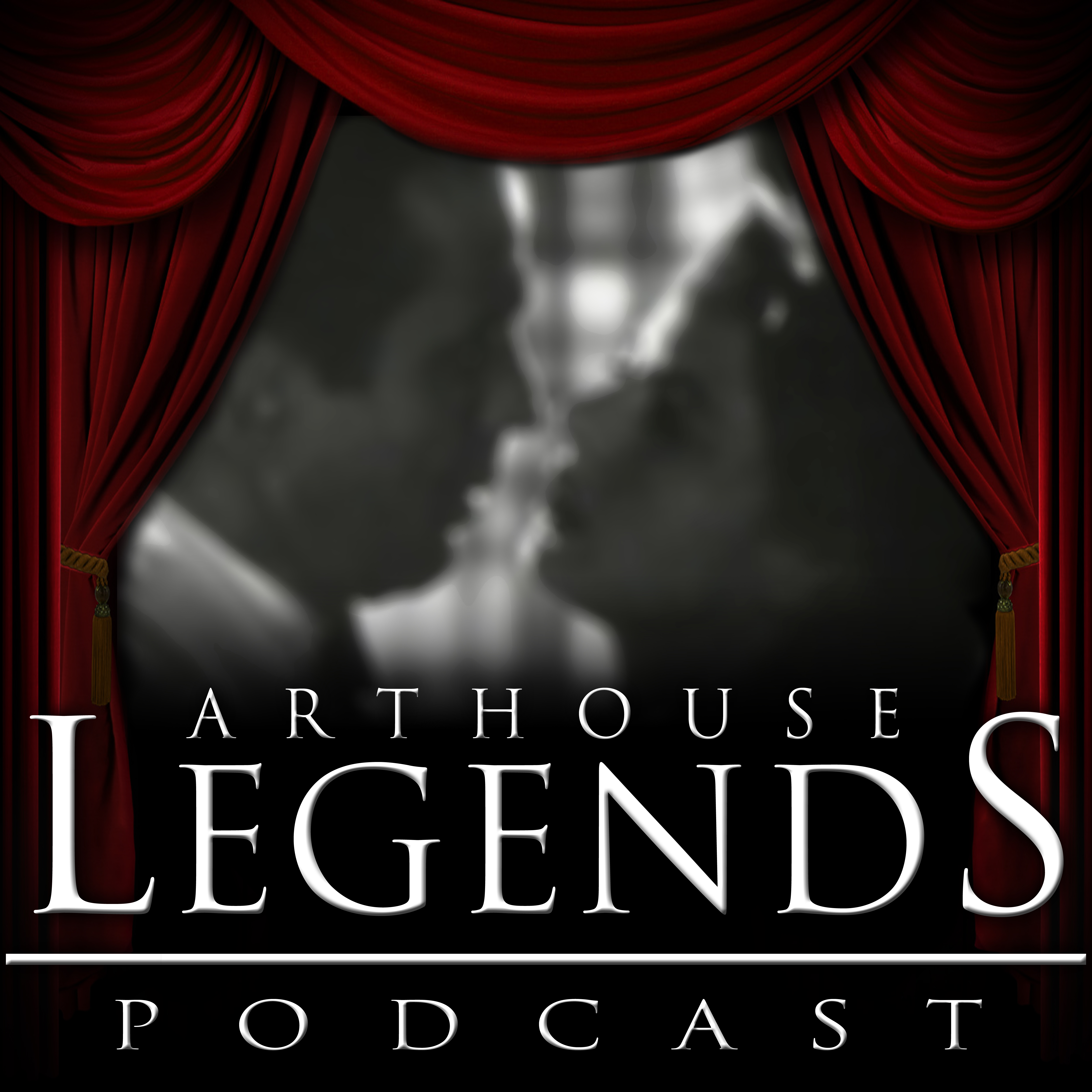 Arthouse Legends Podcast show art