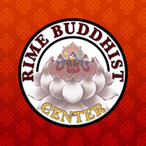 Rime Buddhist Center Dharma Talks logo