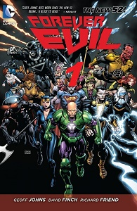 Road to Rebirth 01: Forever Evil