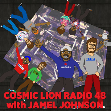#48 with Jamel Johnson