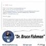 Artwork for Dr. Bruce Fishman