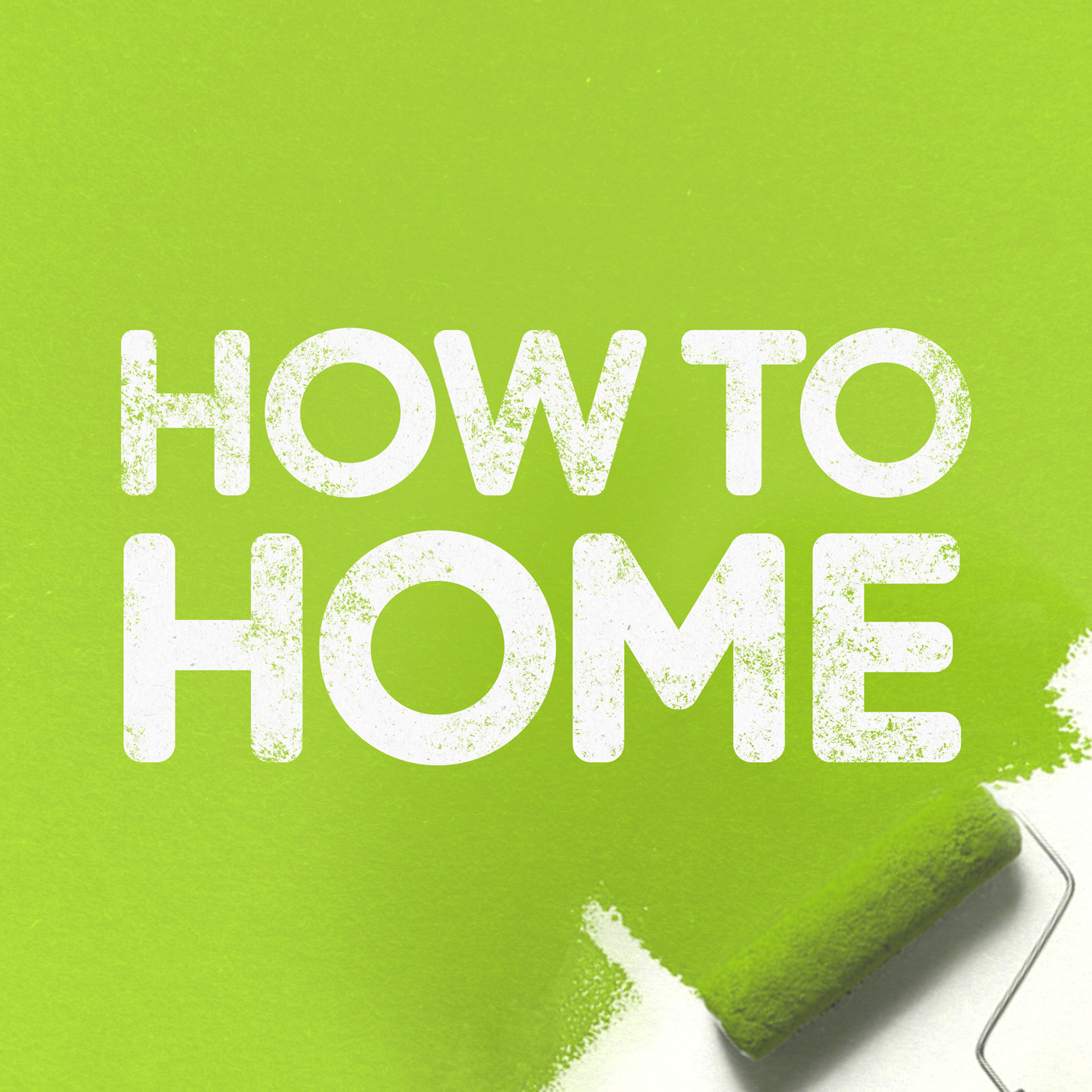 How to Home Podcast show art